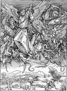 Albrecht Dürer: Apokalipsis cum figuris – Holzschnitte zur Apokalypse