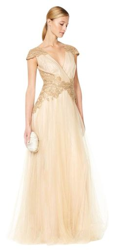 Tadashi Shoji - Franklin Gown | When the Pip gets wed | Pinterest ...