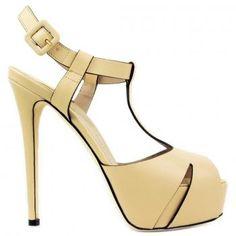 Mercedeh Shoes - Catalogue : Women > Shoes > Sandals : B4538 BULG NR