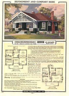 16 best sears homes images craftsman style homes vintage homes rh pinterest com
