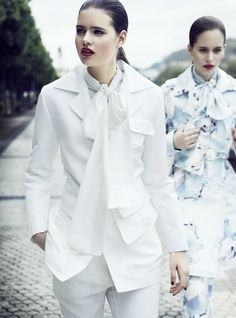 Yes, you can wear white after labor day. Do it.