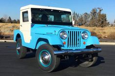 Bid for the chance to own a 1965 Jeep Tuxedo Park at auction with Bring a Trailer, the home of the best vintage and classic cars online. Jeep Hard Top, Tuxedo Park, Jeep Cj, Top Cars, Classic Cars Online, Surrey, Cadillac, Monster Trucks, 4x4