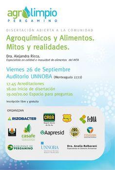 #Pergamino #salud #medioambiente