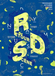 Retour De Scène - Dynamusic Poster by Patrick Garbit