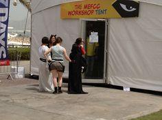 Middle East Comic Con 2012 - Dubai