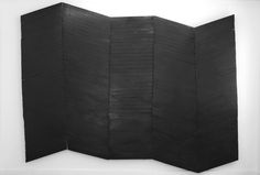 frank stella black paintings - Google Search
