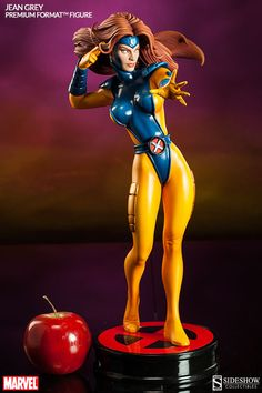 Marvel Jean Grey Premium Format(TM) Figure by Sideshow Colle | Sideshow Collectibles