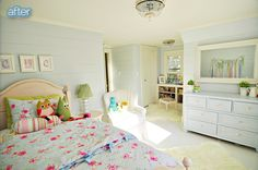 kids room - love the blue