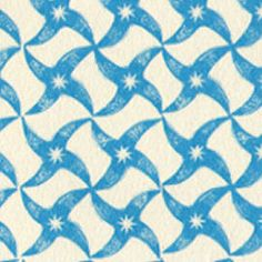 Enid Marx endpaper pattern from 1950s