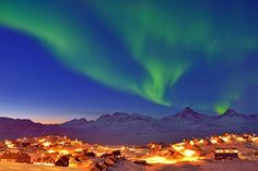 Tasiilaq- the lights comes in silence Photo by Laurentiu Iordache -- National Geographic Your Shot National Geographic Photos, Your Shot, Our World, Amazing Photography, Northern Lights, Shots, Community, Nature, Travel