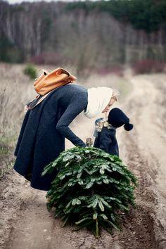 Holiday Planning Made Easy Christmas Tree Farm, Christmas Mood, Noel Christmas, Country Christmas, Christmas Photos, Christmas And New Year, All Things Christmas, Green Christmas, Navidad Diy
