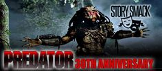 """http://scottsigler.com/podcast/predator/ The StorySmack podcast returns, and brings with it a 30-year retrospective on a seminal work of scifi: PREDATOR! ••• EPISODE SPONSOR: Our """"GoDaddy Coupon""""page at http://www.scottsigler.com/godaddy-promo-codes. Get a new dot-com domain for 99 cents with the code CJCSIGLERC."""