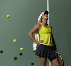 One of the best designer for tennis fashion: Stella McCartney!!!  This outfit rocked, wish I had bought it!