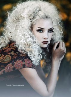 Model : Klara -  MUA: Lydia Yapp -  Hair/ Photography: Amanda Diaz Photography