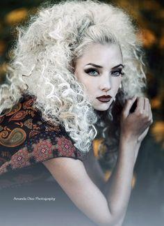 Model : Klara -  MUA: Lydia Yapp -  Hair/ Photography: Amanda Diaz Photography