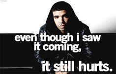 Drake Quotes   Tumblr Quotes Look at Drake reading my mind and ish