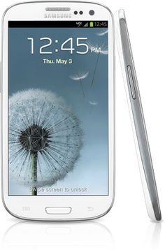 Verizon Samsung Galaxy S 3 Android smartphone with 1.5GHz dual-core Snapdragon S4 CPU ready for order in Verizon website for cost $199 (16GB model) and the Galaxy S 3 32-GB model has price tag at $299
