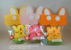"Eileen's Stamping Corner: ""Chick Peeps"" for Easter"