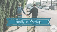 humility in marriage