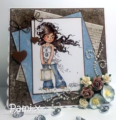 Pami's Crafty Creations - Wee Stamps