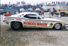 DON SCHMACHER'S WONDER WAGON Funny Car