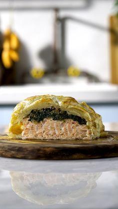 Uma receita de salmão Wellington deliciosa e perfeita para agradar a família inteira.
