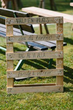 Färgsprakande sommarbröllop: Anna + Olle — Bröllopsblogg | Sisters in Law