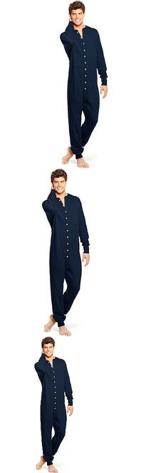 Base Layers 179979: Duofold Men S Mid Weight Double Layer Thermal Union Suit, Navy, Xx-Large -> BUY IT NOW ONLY: $47.76 on eBay!