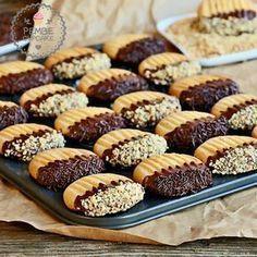 Çok basit ve inanılmaz lezzetli bir kurabiye.