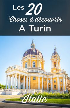 Visiter Turin