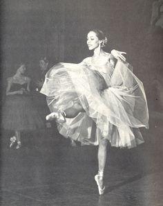 maria tallchief...on pointe for eternity. Ballet beautie, sur les pointes !