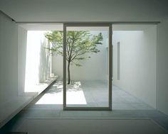 La luz reflejada en un patio de color claro puede ser una importante fuente de…