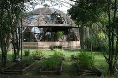 Wooden Dome