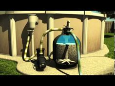 How to use the filter as needed Pool Sand, Pool Skimmer, Pool Filters, Rainwater Harvesting, Pool Cleaning, Being Used, Swimming Pools, Pool Ideas, Bunker