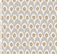 Circus White/Grey - the swedish fabric company (UK)