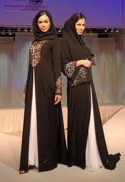 Awesome Fashion 2012: Awesome Abaya 2012
