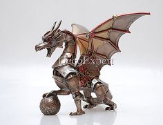 Dragon Steampunk mechanical dragon  * * Free Shipping Everywhere * *    Art, Art from Dealers & Resellers, Sculpture & Carvings   eBay!