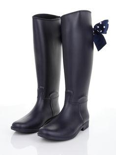 Kalosze Rain Bow Navy | Kalosze | Buty damskie, kalosze, baleriny, meliski, gumowce | Sklep internetowy Gummiestore.com
