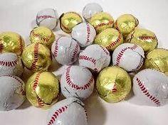 ベースボールチョコレート