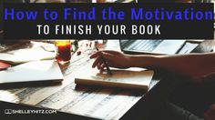 Do you feel distracted or stuck while writing your book?  I want to give this quick tip on how to get unstuck and to find the motivation to finish your book.