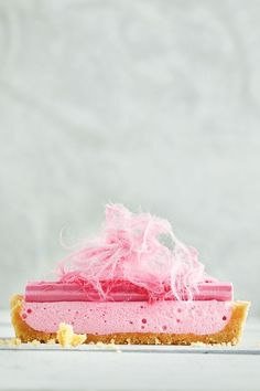 Bring on some nostalgia with this musk stick marshmallow tart, with a buttery biscuit base. Bring on some nostalgia with this musk stick marshmallow tart, with a buttery biscuit base. Tart Recipes, Sweet Recipes, Dessert Recipes, Sweet Pie, Sweet Tarts, Just Desserts, Delicious Desserts, Yummy Food, Buttery Biscuits