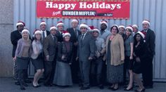 Merry Christmas from The Office