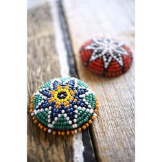 . Bead Concho (L-size) . Matelials : Czech Seed Beads , Deer Skin . Size : 40mm . Price : ¥4,860-(tax inclouded) . #kazoo #beads #beadwork #beading #deerskin #czechseedbeads #beadconcho #concho #accessory #ビーズ #ビーズ細工 #ビーズ刺繍 #ビーズジュエリー #ビーズアクセサリー #ビーズコンチョ #ビーズワーク #ヘアアクセサリー #コンチョ #山梨