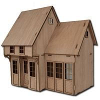 contest dollhouse with addition, $25.95