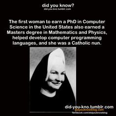 first woman to earn a PHD