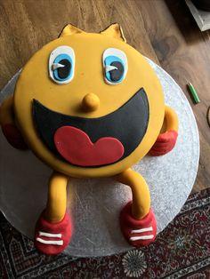 Pac-man taart