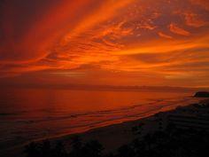 The Great Rebound of #Mazatlan #Mexico #sunset #travel #vacation #beach