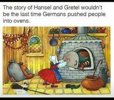 My favorite German folklore : memes