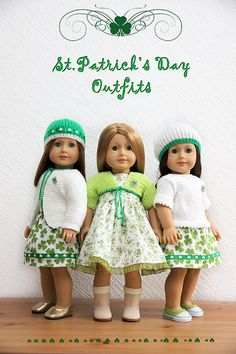 St. Patrick's Day Outfits by StassyDodge
