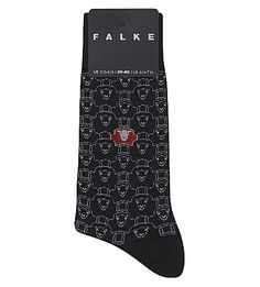 FALKE - Dolly pattern socks | Selfridges.com
